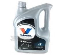 Oil Engine VALVOLINE 10W4 4T 4 Liters