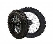 "Pack de Roue complete 12""/14"" Dirt Bike"