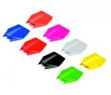 Front Plaque Plastics Kit YCF Black