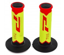 Grips PROGRIP Red/Yellow/Black