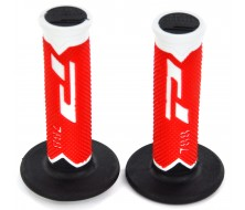 Grips PROGRIP White/Red/Black