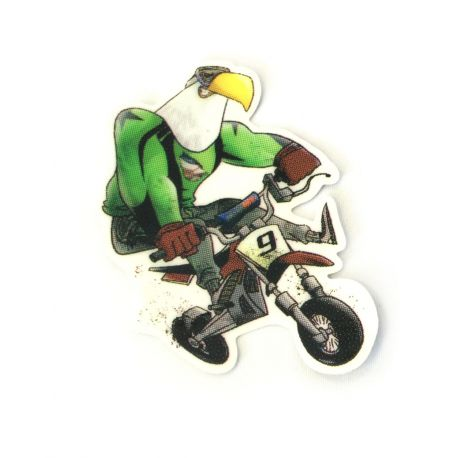 Nouveau Stickers MiniMx Ride Fun 3M