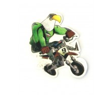 Sticker Biker Mini MX