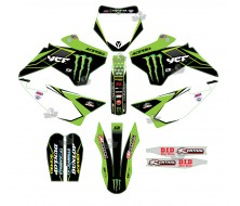 GRAPHIC KIT YCF MONSTER