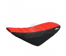Housse de Selle CRF70 Rouge/Noir