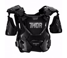 Thor Guardian Chest Protector - Black 2017