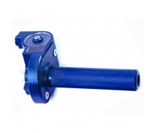 CNC Quick Throttle Blue