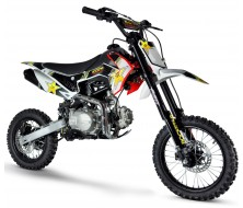 Dirt Bike Rookie Edition Rocktar 125cc 2017