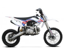 PIT BIKE BASTOS MXF 150 14/17- ÉDITION 2017