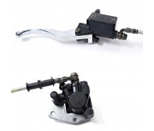 Full Front Simple Pot Brake System (Axle 15mm)